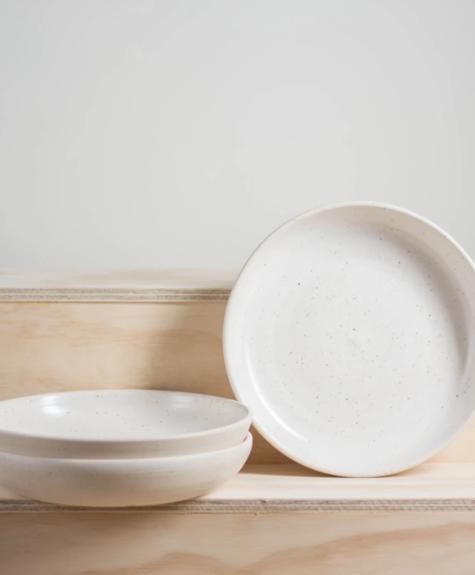 Maison Stoï Natural clay - pasta bowl