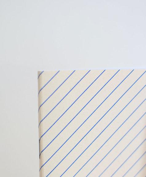 Atelier Archipel Carnet Diagonales - ligné