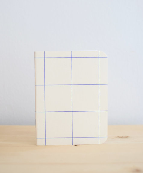Atelier Archipel Mini notebook - blank pages