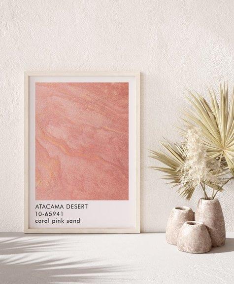 Opale Poster 8x10 Opale - Atacama Desert