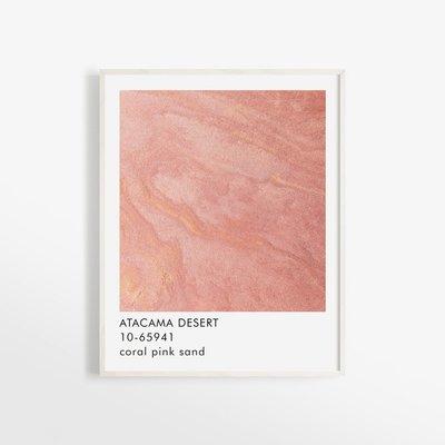 Opale Poster - Atacama Desert (8x10)