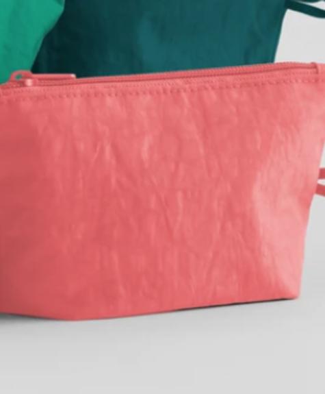 Baggu Go pouch - Watermelon