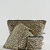 Baggu Go Pouches - Honey Leopard