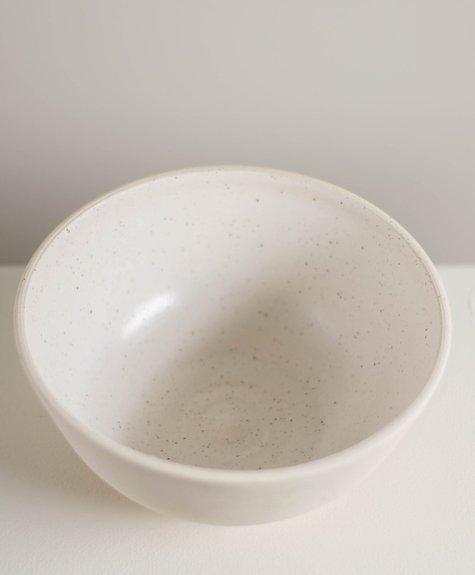 Maison Stoï Soup bowl white