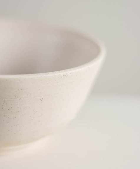 Maison Stoï Bol à soupe blanc