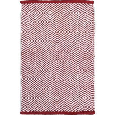 Avocado Decor Cotton rug - Jason salsa - 2x3