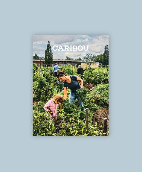 Caribou Caribou Magazine - #13