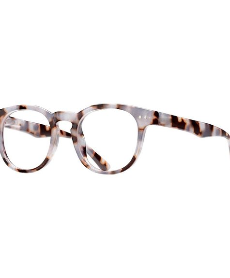 Blue Planet Blue screen glasses - Indie Ivory