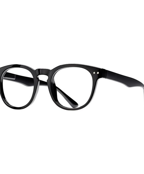 Blue Planet Blue screen glasses - Indie Noire