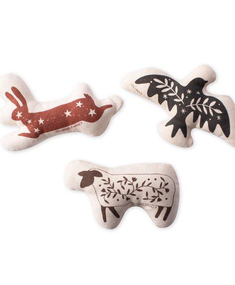 Fringe Folk animal toy