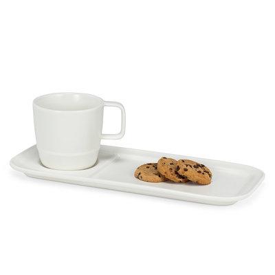 Abbott Café gourmand set - White