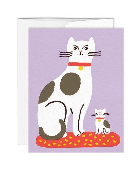 Paperole Greeting card - Mini me
