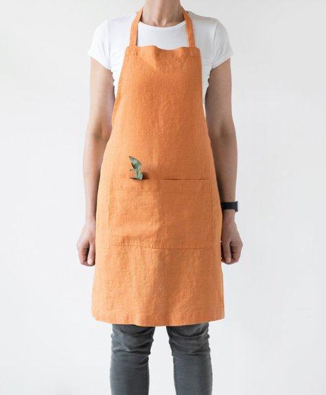Linen Tales Crossback apron
