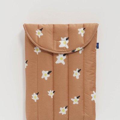 Baggu Housse d'ordinateur - Painted Daisy