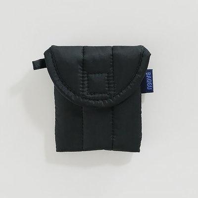 Baggu Airpods case - Black