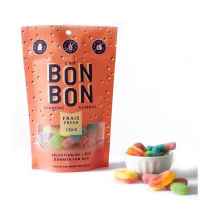 La boîte à bonbons Gummies - Seasonal  mix 150gr