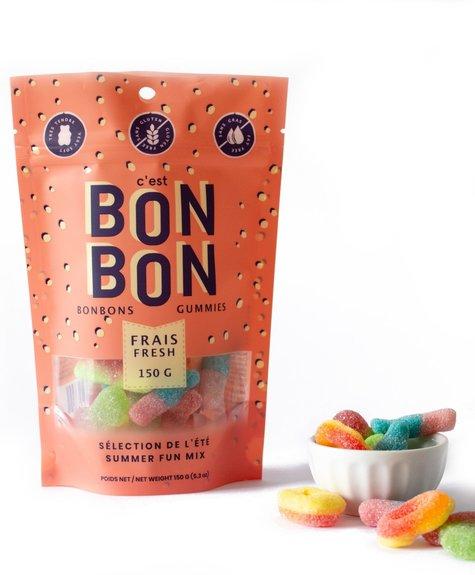 La boîte à bonbons Bonbons - Sélection de saison 150gr