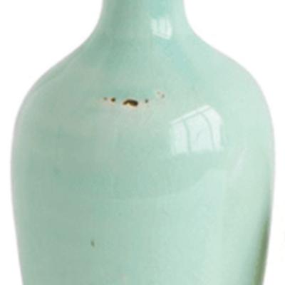 Creative Co-op Vase vintage - Menthe