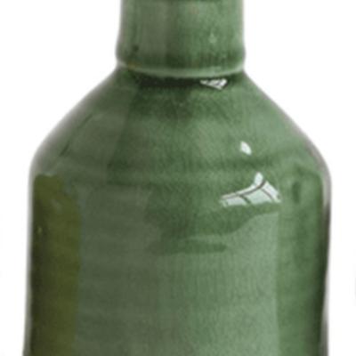 Creative Co-op Vase vintage - Vert mousse