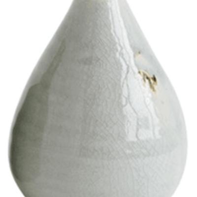 Creative Co-op Vase vintage - Gris