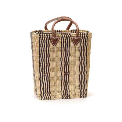 Bacon Basket Limited Deep market Indigo basket - S