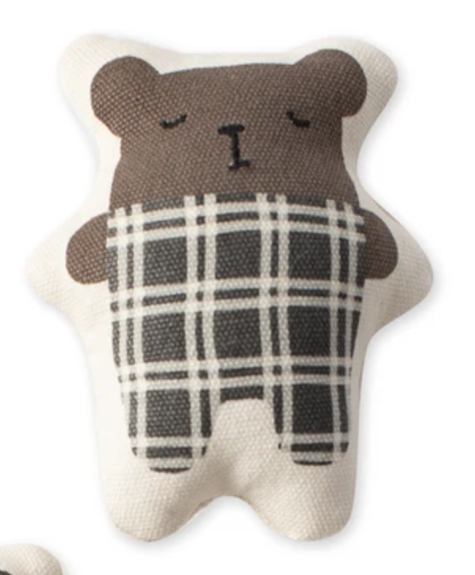 Fringe Teddy bear animal toy