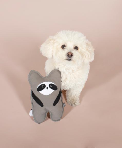 Fringe Animal toy - Raccoon