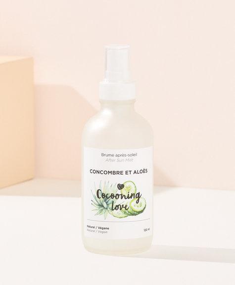 Cocooning Love Brume après soleil - Concombre et aloès