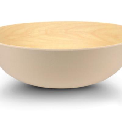 ICM Large Bowl 30cm - Maple and Sand