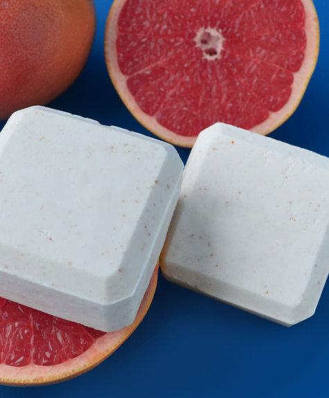 Les Pétards Grapefruit Cleansing bar