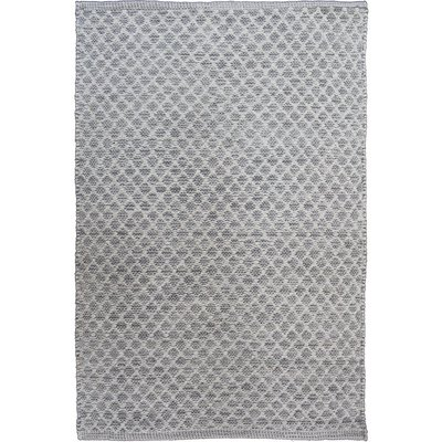 Avocado Decor Cotton rug - Maywood stone gray - 2x3