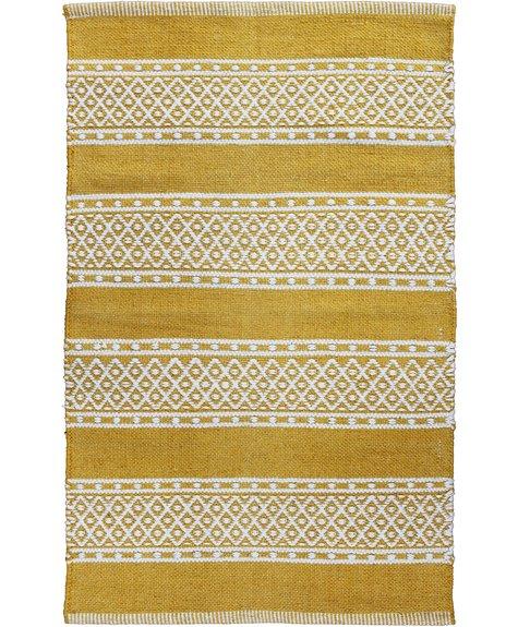 Avocado Decor Cotton rug - Sunshine - 2x3