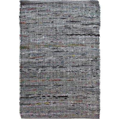 Avocado Decor Cotton rug - Glacier gray - 2x3