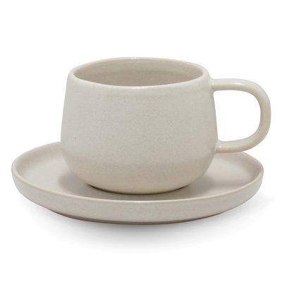 ICM Tasse à thé et soucoupe  - Uno Marbre