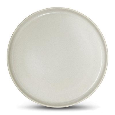 ICM Sandstone salad plate - Marble