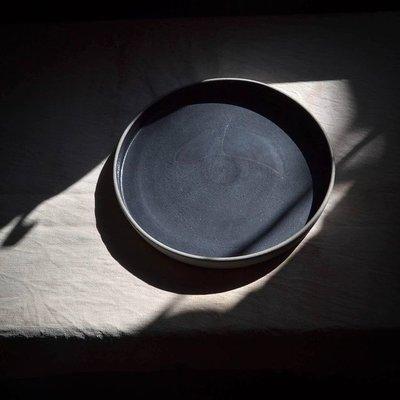 Maison Stoï Black glazed - pasta bowl