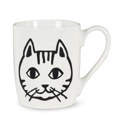 Abbott Mimi Cat Mug