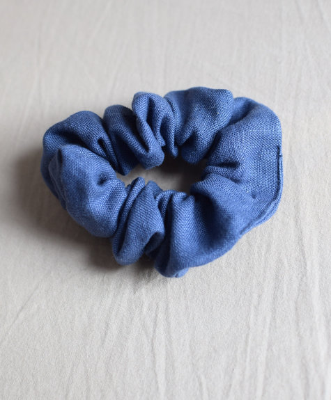 BB Chouchou lin -  Bleu cobalt