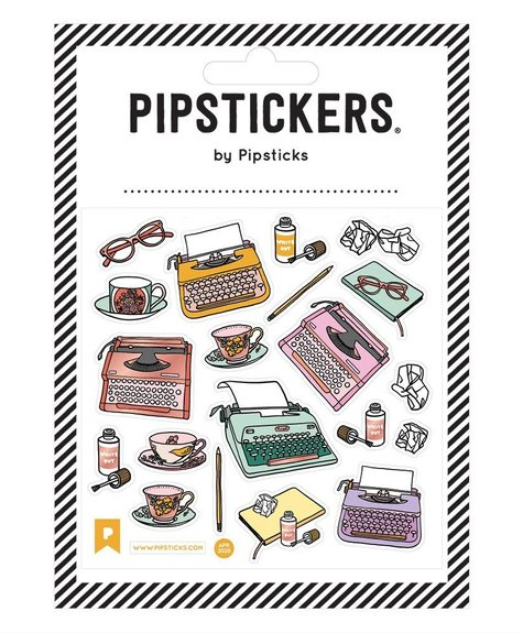 Pipsticks Stickers set -