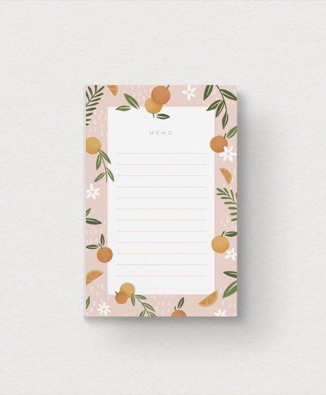 Mimosa Notepad Mim -