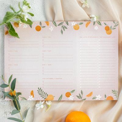 Mimosa Planificateur de repas Mim -