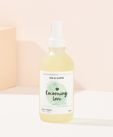 Cocooning Love Pine and Fir Atmosphere Mist
