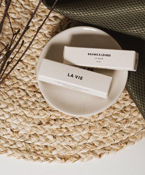 La Vie Apothicaire Lip Balm Vanilla - La Vie Apothicaire