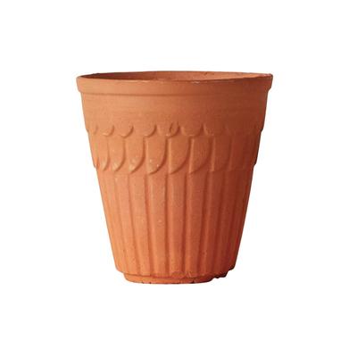 Creative Co-op Pot terracota feston