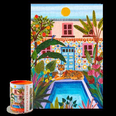 Paper E. Clips Puzzle - Oasis Tigre 300pcs