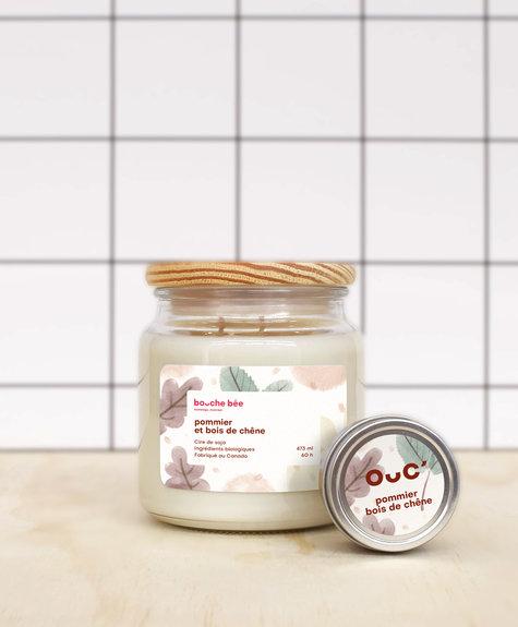 BB Apple tree - Cedarwood candle
