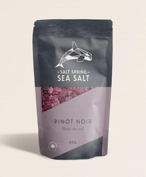 Sea Salt Spring Fleurs de sel -  Pinot noir