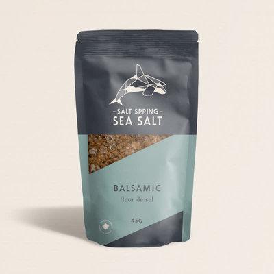 Sea Salt Spring Fleurs de sel -  Balsamique