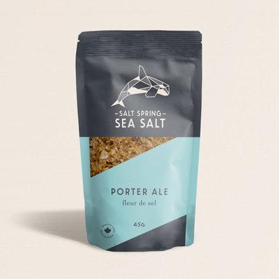 Sea Salt Spring Fleurs de sel -  Bière Porter Ale