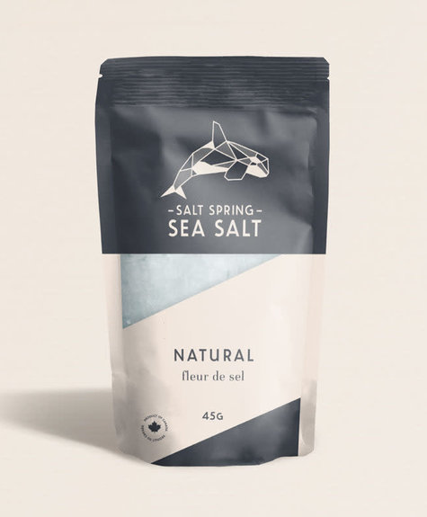 Sea Salt Spring Fleurs de sel -  Nature